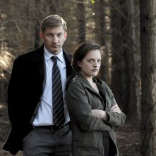 Top of the Lake: Elisabeth Moss, David Wenham in un'immagine promozionale