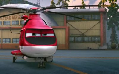 Trailer 2 - Planes: Fire & Rescue