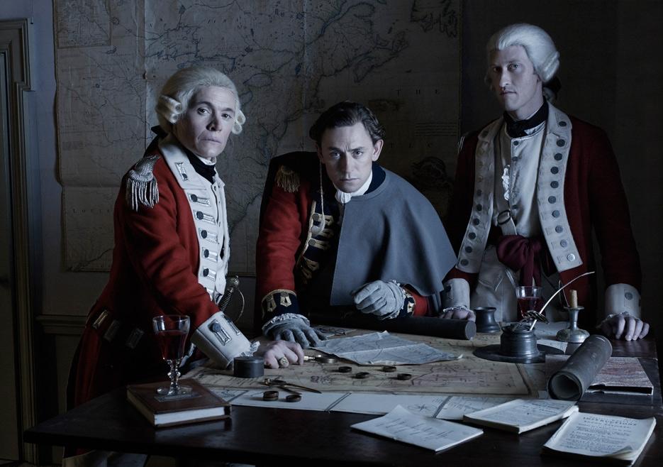 TURN: un'immagine promozionale della prima stagione