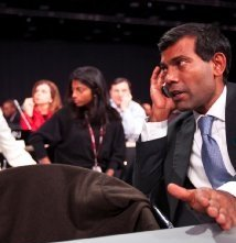 Una foto di Mohamed Nasheed