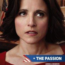 Veep: un manifesto della terza stagione per il personaggio di Julia Louis-Dreyfus