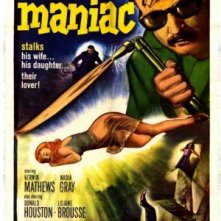 Il maniaco: la locandina del film