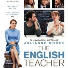 The English Teacher: la locandina italiana del film