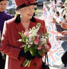 Una foto di Queen Elizabeth II