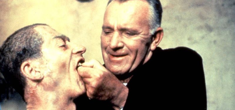 Orwell 1984 Una Violenta Scena Con John Hurt E Richard Burton 361929