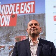 Un primo piano di Hany Abu-Assad ospite del Middle East Now 2014