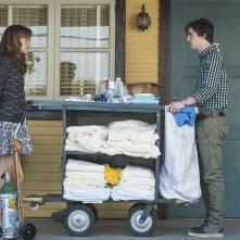 Bates Motel: Olivia Cooke nell'episodio Presumed Innocent, seconda stagione
