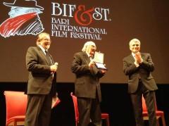 Il grande Andrea Camilleri al Bif&st 2014