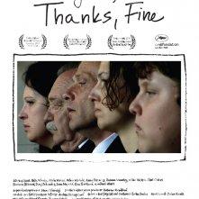 Fine, Thanks: la locandina del film