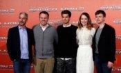 The Amazing Spider-Man 2: il cast presenta il film a Roma