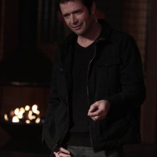 The Following: James Purefoy in una scena dell'episodio The Reaping