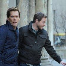 The Following: Kevin Bacon e Shawn Ashmore nell'episodio Silence