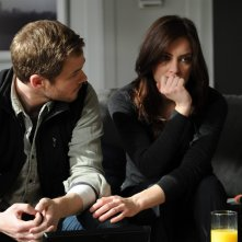 The Following: Shawn Ashmore e Jessica Stroup nell'episodio Silence