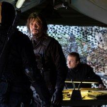 Arrow: Byron Mann in una scena dell'episodio Odissea