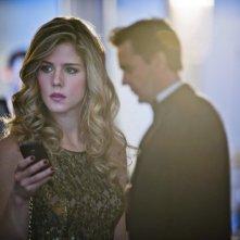 Arrow: Emily Bett Rickards nell'episodio Ladro di gioielli
