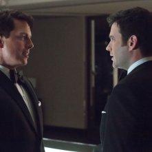 Arrow: John Barrowman insieme a Colin Donnell nell'episodio Il filantropo dell'anno