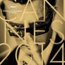 Cannes 2014, il manifesto della 67esima edizione con Marcello Mastroianni in 'Otto e mezzo' di Fellini