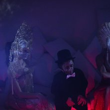In Nomine Satan: Fabiano Lioi in una scena