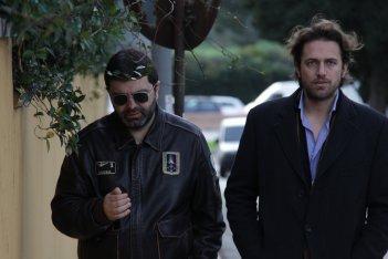 In Nomine Satan: Stefano Cavlagna e Mattia Mor in una scena