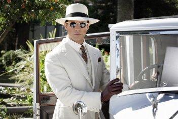 Rodolfo Valentino - La leggenda: Gabriel Garko in una foto promozionale della fiction
