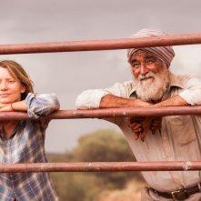 Tracks - Attraverso il deserto: Mia Wasikowska in una scena del film