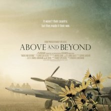 Above and Beyond: la locandina del film