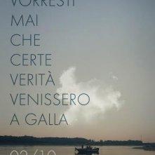 L'amore bugiardo - Gone Girl: la locandina italiana del film