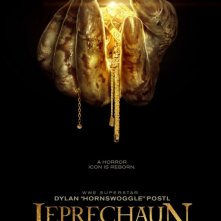 Leprechaun: Origins: la locandina del film