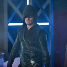 Arrow: Stephen Amell nell'episodio Seeing Red, seconda stagione