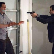 Chosen: Milo Ventimiglia in una scena d'azione della prima stagione