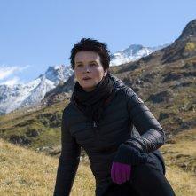 Clouds of Sils Maria: Juliette Binoche in una scena del film