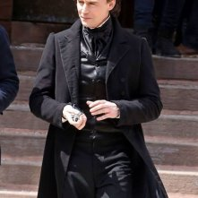 Crimson Peak: Tom Hiddleston con gli abiti di scena