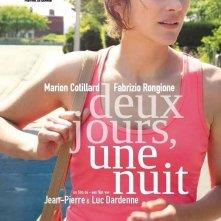 Due giorni, una notte: la locandina francese