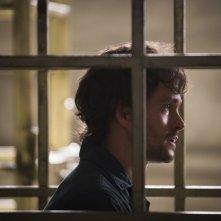 Hannibal: Huhg Dancy durante una scena dell'episodio Sakizuki, seconda stagione