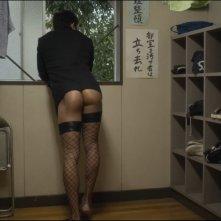 HK: Forbidden Super Hero - Ryohei Suzuki di spalle