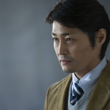 HK: Forbidden Super Hero - Un primo piano di Ken Yasuda
