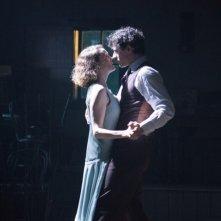 Jimmy's Hall: Barry Ward in una scena di ballo con Simone Kirby