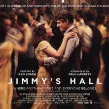 Jimmy's Hall: il poster orizzontale del film