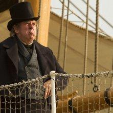 Mr. Turner: Timothy Spall in una scena