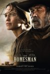 The Homesman: il poster internazionale