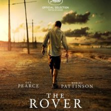 The Rover: il poster del film