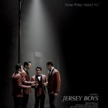 Jersey Boys: la locandina del film