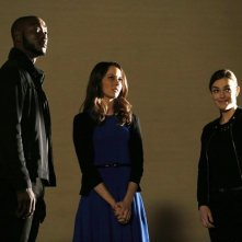 Agents of S.H.I.E.L.D.: Amy Acker, Elizabeth Henstridge, B.J. Britt nell'episodio The Only Light in the Darkness, prima stagione