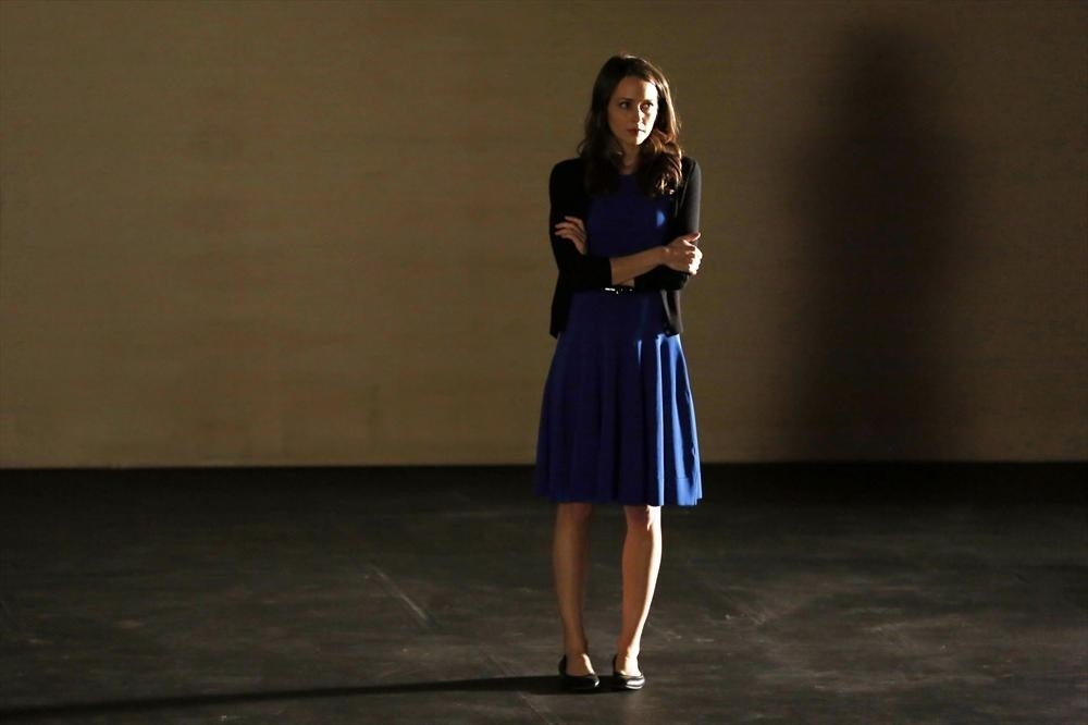 Agents Of S H I E L D Amy Acker In Una Scena Dell Episodio The Only Light In The Darkness Prima Stag 367028