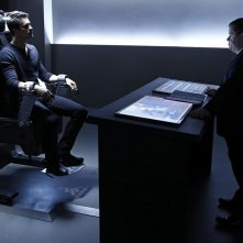 Agents of S.H.I.E.L.D.: Brett Dalton e Patton Oswalt nell'episodio The Only Light in the Darkness, prima stagione