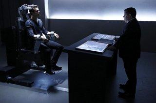 Agents of S.H.I.E.L.D.: Brett Dalton e Patton Oswalt nell'episodio The Only Light in the Darkness, prima stagione
