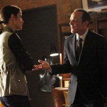 Agents of S.H.I.E.L.D.: Cobie Smulders e Clark Gregg in Nothing Personal, prima stagione
