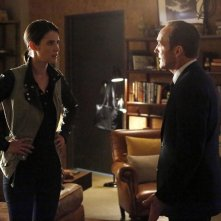 Agents of S.H.I.E.L.D.: Cobie Smulders e Clark Gregg nell'episodio Nothing Personal, prima stagione