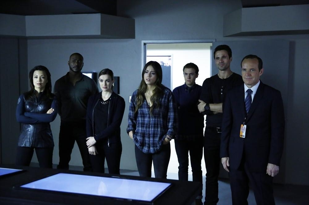 Agents Of S H I E L D Il Cast Nell Episodio The Only Light In The Darkness Prima Stagione 367045