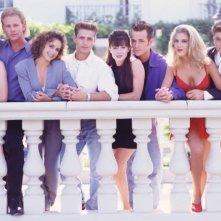 Beverly Hills, 90210: un wallpaper della serie